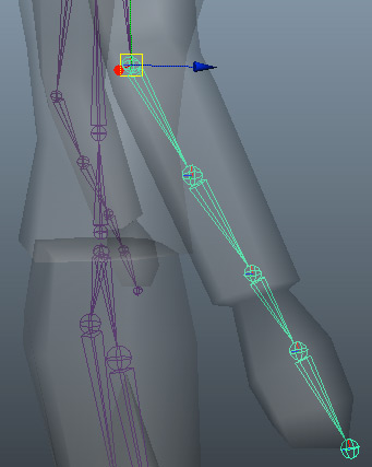 Character Setup and Rigging   Character Skeletons and Joints